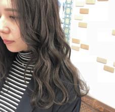 hair&makePOSH所属のじびきかすみ