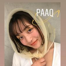 PAAQ所属のマオカアユミ