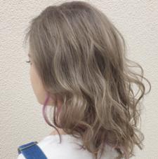 hair&makeEARTH甲府昭和店所属の高橋愛海