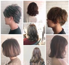 hairresortAI高田馬場店所属の大森優太
