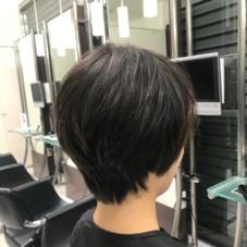 TONI&GUY所属の富田紗代