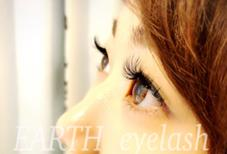 EARTH*eyelash(旧eyelash platinum)所属のEARTH  *eyelash