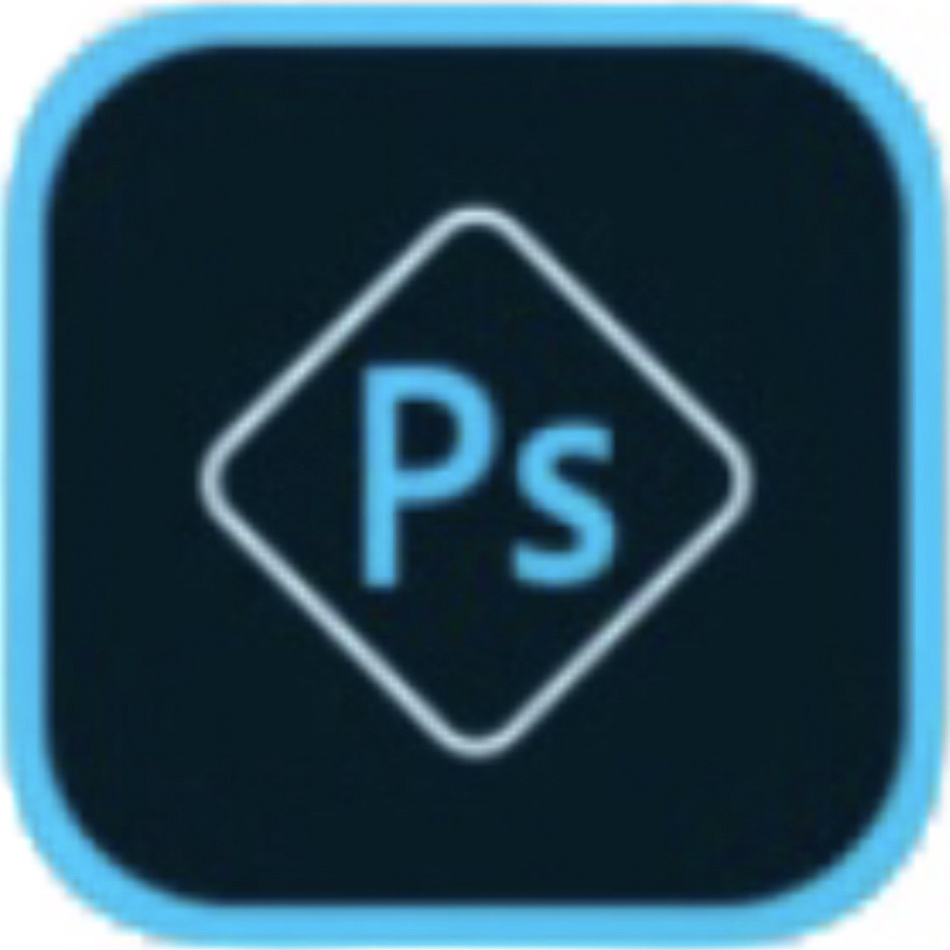 Adobe「Adobe Photoshop Express」