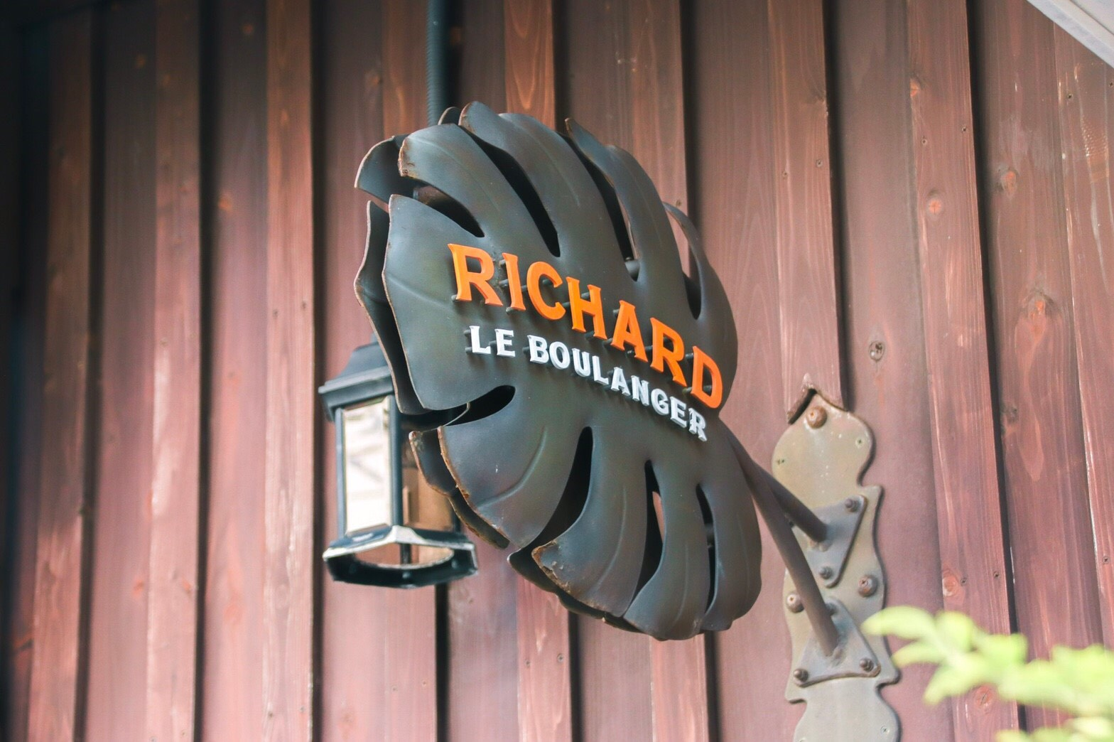 RICHARD LE BOULANGER