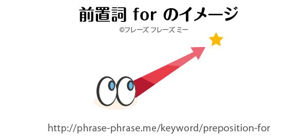 preposition-for