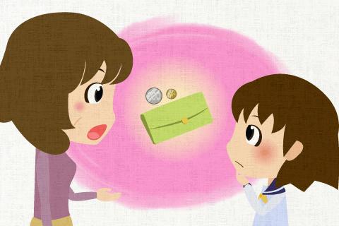 あなたは財布を買った方がいい。いや、買わなければいけません。の英作文