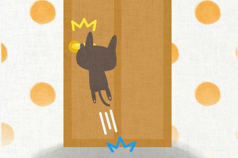 우리 고양이는 스스로 문을 열을 정도로 똑똑합니다.의 영작문