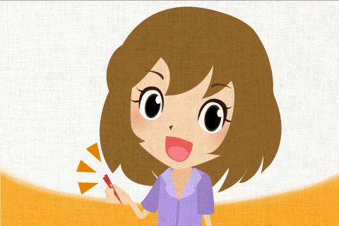 일본인은 젓가락으로 식사를하는 것에 익숙해 져있다.의 영작문