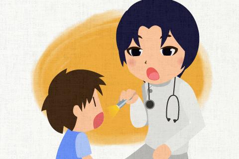 그는 부모의 기대대로, 의사가되었다.의 영작문