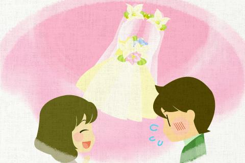あの時私は、大きくなって再会したら結婚してって言ったのよ。の英作文