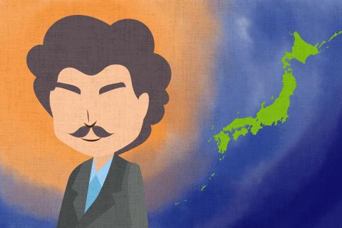 彼は日本が生んだもっとも偉大な科学者の一人です。の英作文