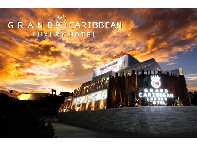 GRAND CARIBBEAN LUXURY HOTEL(グランド カリビアン ラグジュアリーホテル)