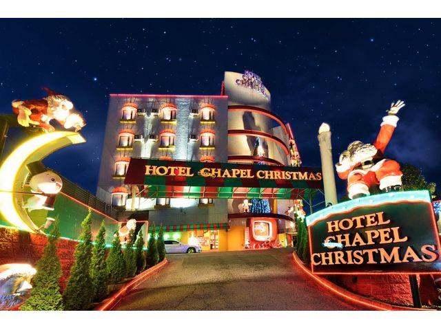 成田 ホテル ブランチャペルクリスマス
