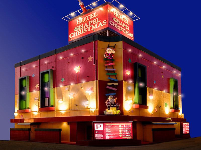 和歌山 ホテル リトルチャペルクリスマス