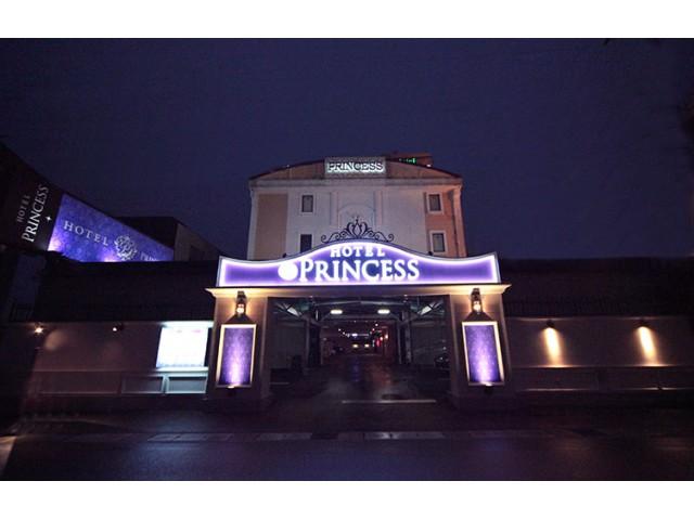 ホテル プリンセス
