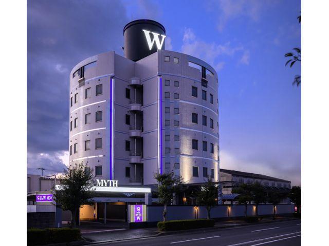 HOTEL MYTH W (ホテル マイス ダブリュー)