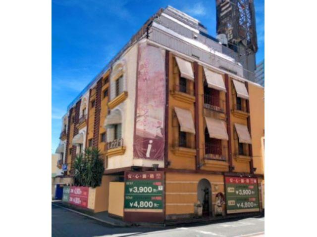 HOTEL I/S(ホテル アイエス)