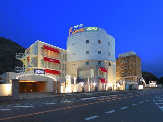 ホテル ファイン大阪岬南一番地 I ・II 店