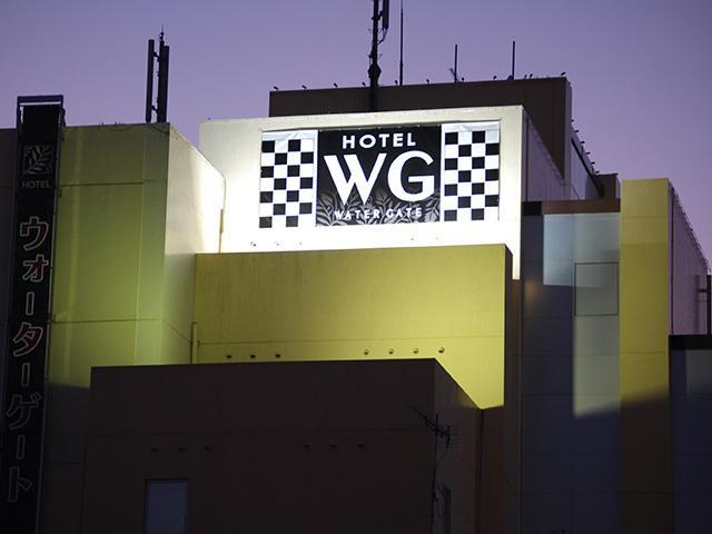 ホテル ウォーターゲート蟹江