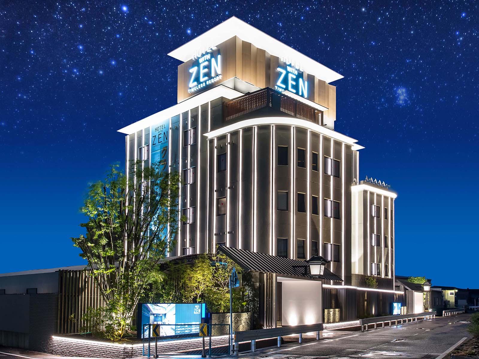 HOTEL ZEN 一宮