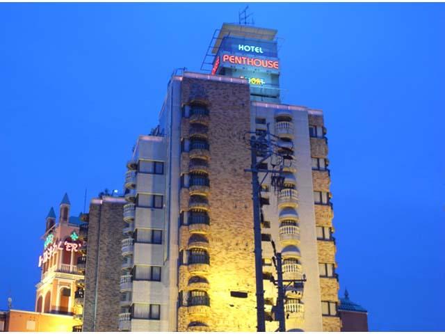 ホテル ペントハウス