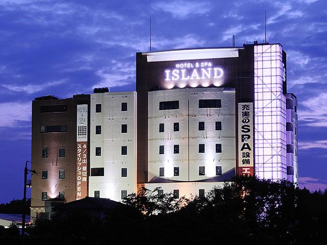 HOTEL&SPA ISLAND/K's EMERALD IN