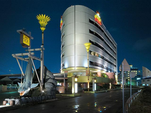 HOTEL SOL 福岡(ホテル ソル 福岡)