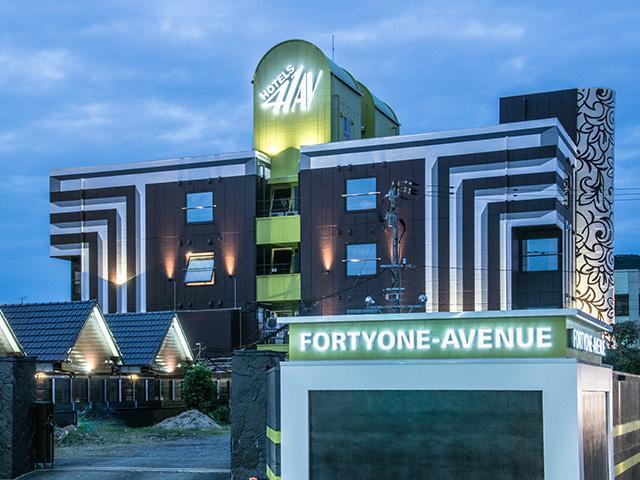 HOTEL 41AV-Part1(ホテル フォーティワン アベニュー パートワン)