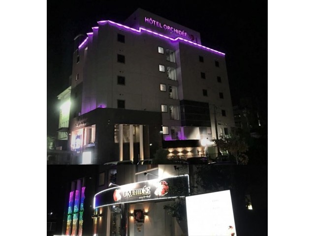 ホテル オーキッド