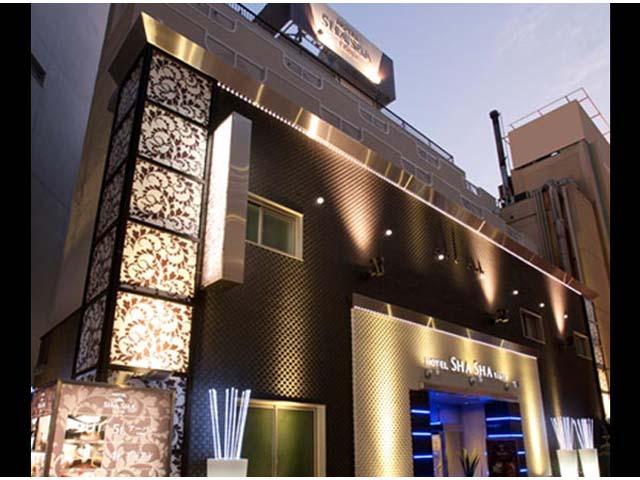 HOTEL SHASHA tiara(ホテル シャシャ ティアラ)