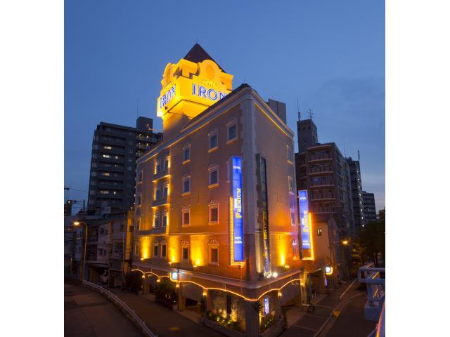ホテル アイアンプレミアム 阿波座