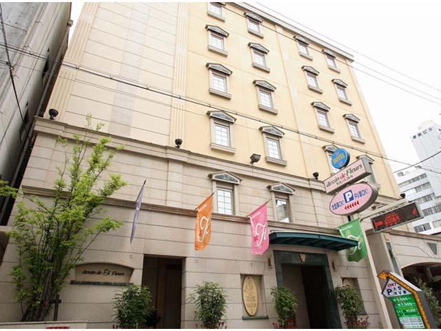 ホテル デッサン・ドゥ・フルール