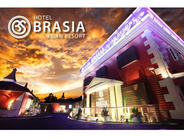 HOTEL BRASIA ASIAN RESORT(ホテル ブラシア アジアンリゾート)