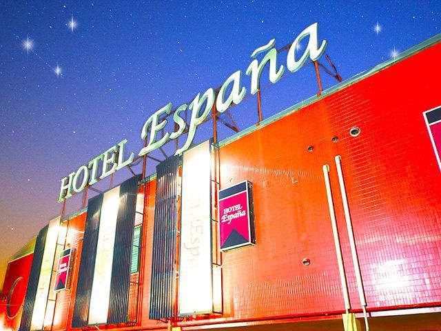 ホテル イスパニア