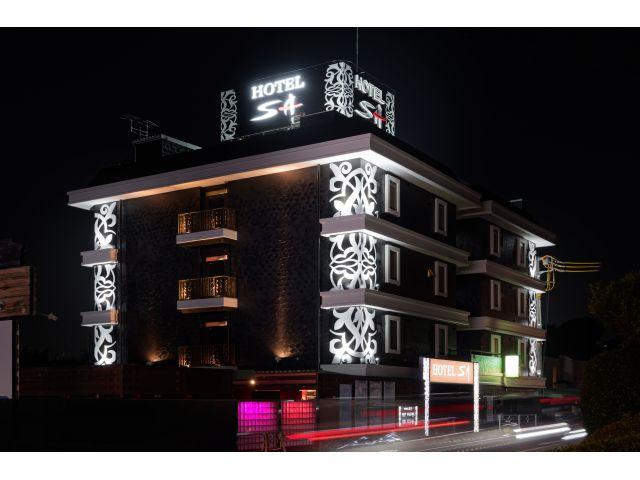 HOTEL SA市川(ホテル サーイチカワ)