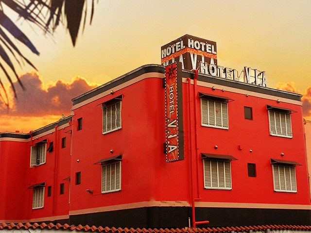HOTEL V・I・A(ホテル ヴィア)