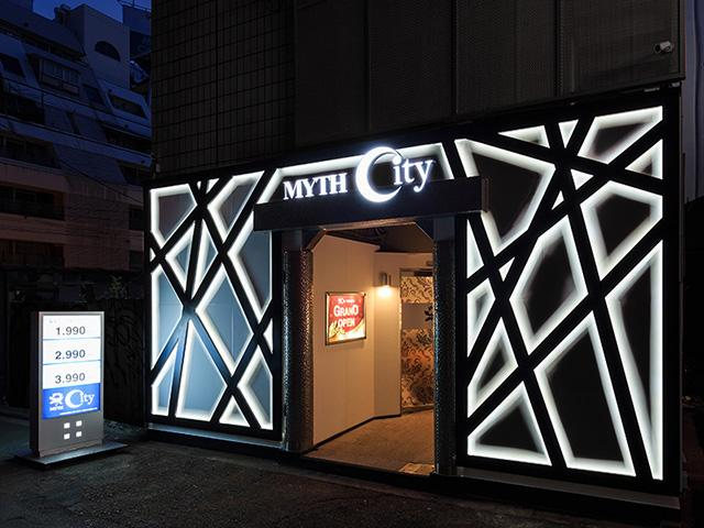 HOTEL MYTH City (ホテル マイスシティ)