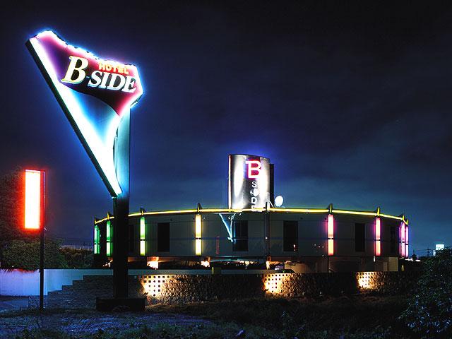 ホテル B-SIDE