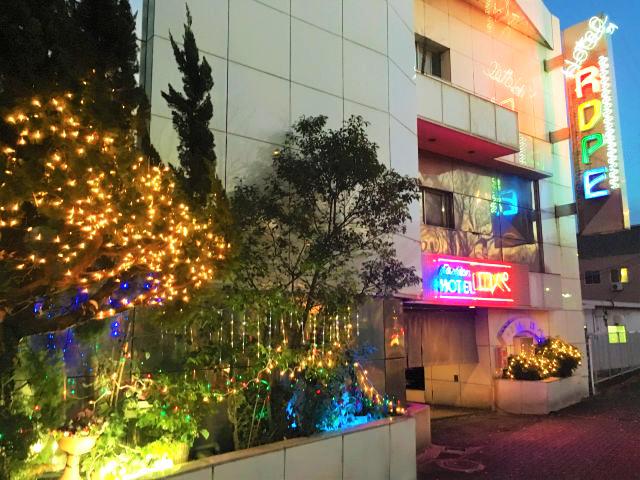 ホテル ロペ