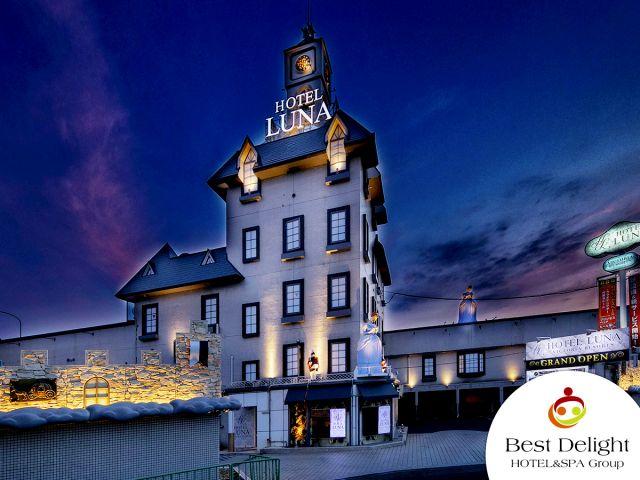 ホテル シャルル・ペローの白いチャペル