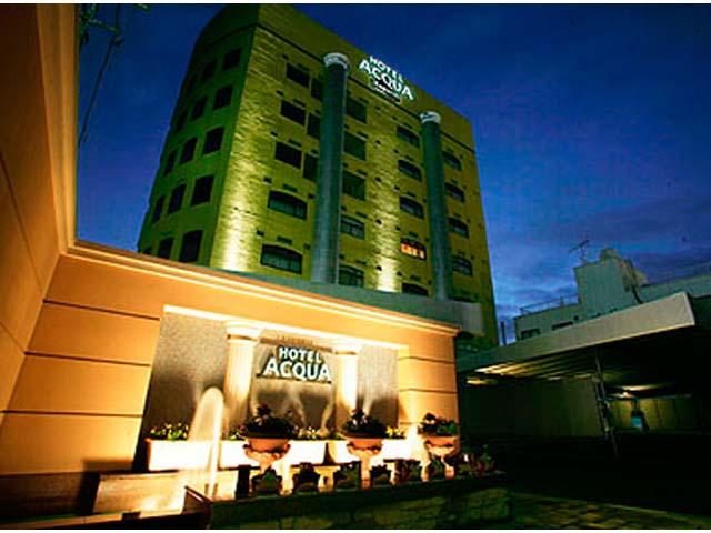 HOTEL ACQUA Espacio(ホテル アクア エスパシオ)