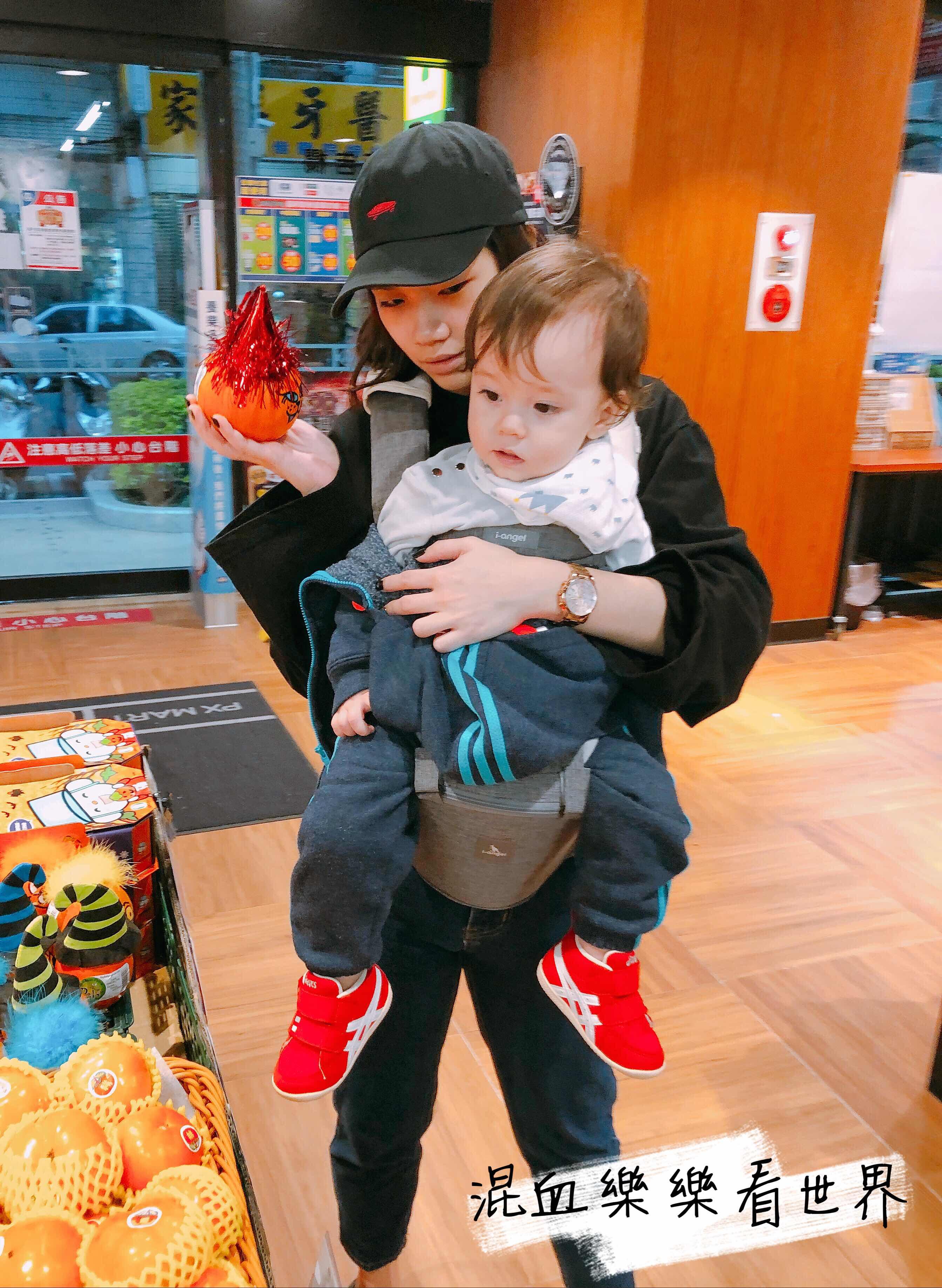 簡約不失高效能 全球首創可摺疊收納的寶寶嬰兒背巾《i-angel Magic7 可摺疊座椅式背巾》