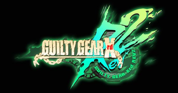 GUILTY GEAR Xrd REV 2_logo
