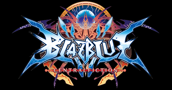 BLAZBLUE CENTRALFICTION_logo