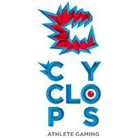CYCLOPS athlete gaming_logo