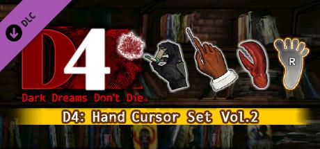 D4: ハンドカーソル着せ替えセット Vol.2