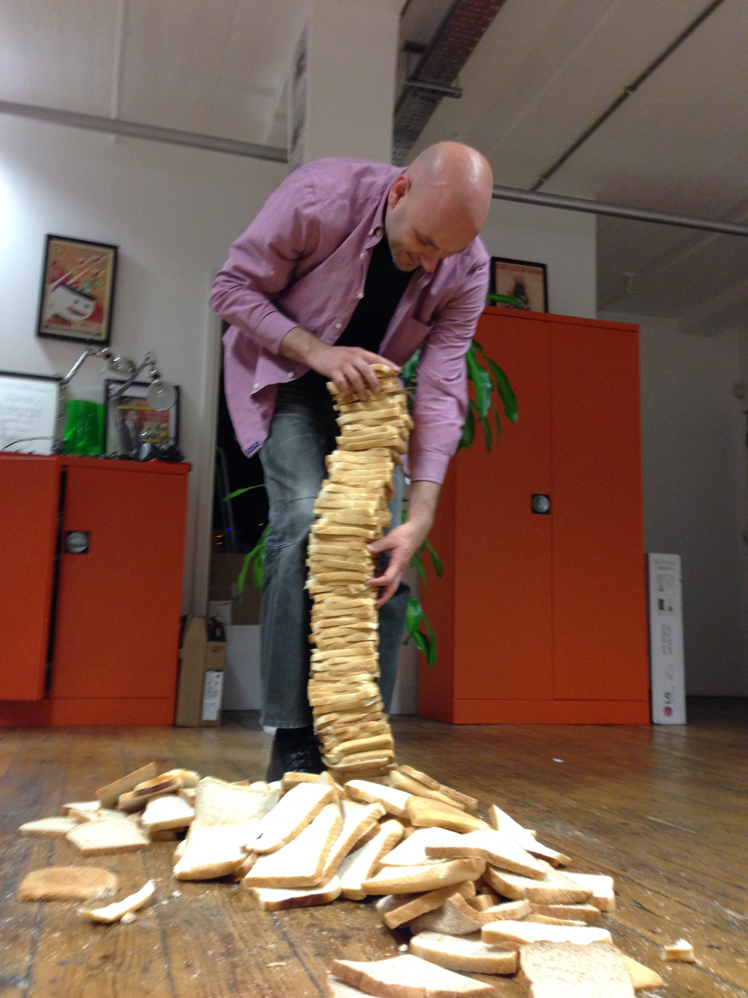 bread tower