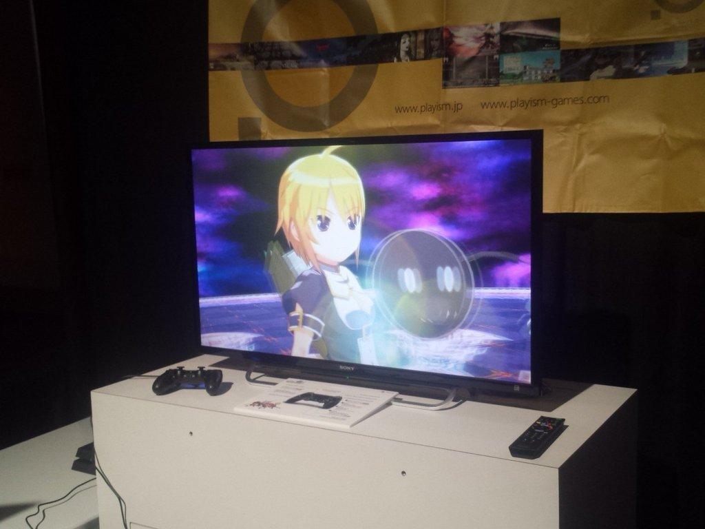 PlayStation Experience croixleur