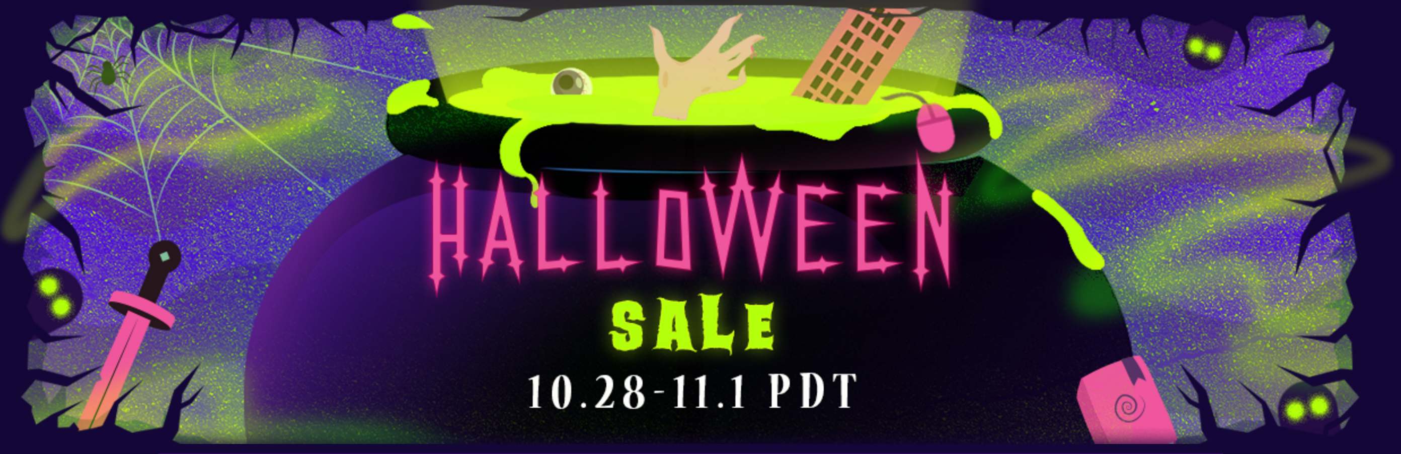steam halloween sales 2016 - Halloween Sales