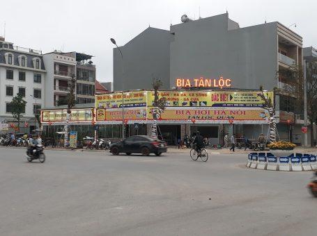 Nhà hàng Bia Tân Lộc